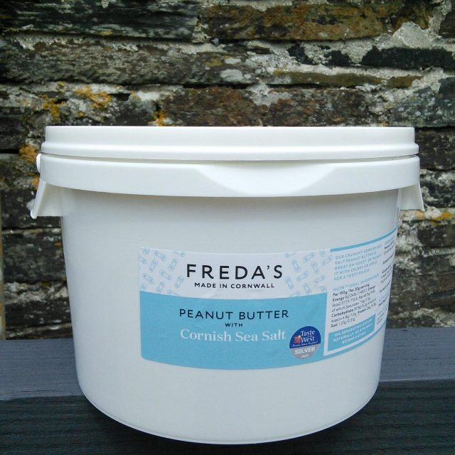 2.5kg tub - Cornish Sea Salt