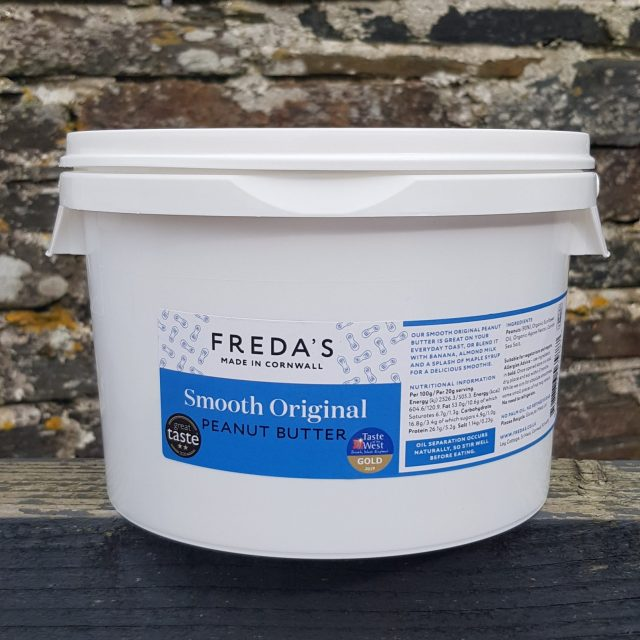 2.5kg tub - Smooth Original